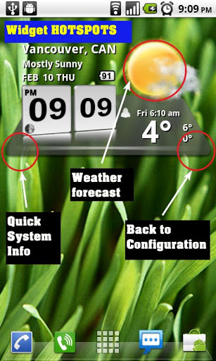 Скачать 3D Digital Weather Clock для Андроид