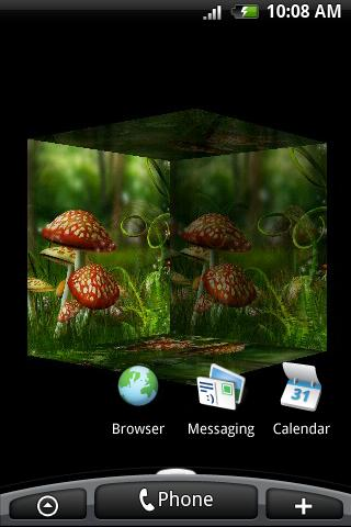 Скачать 3D Mushroom для Андроид