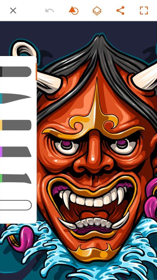 Скачать Adobe Illustrator Draw для Андроид
