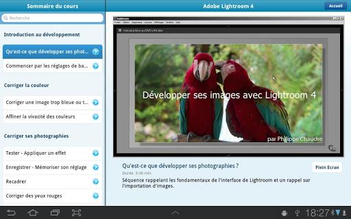 Скачать Adobe Lightroom для Андроид