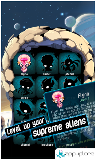 Скачать Alien Hive для Андроид