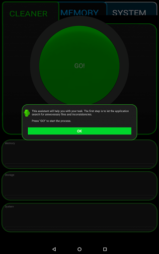 Скачать Ancleaner для Андроид