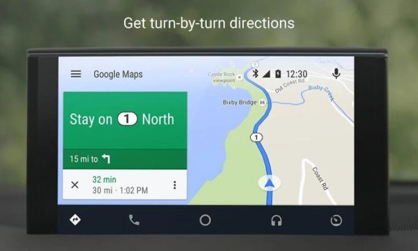Скачать Android Auto для Андроид