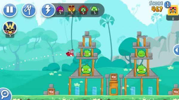 Скачать Angry Birds Friends для Андроид