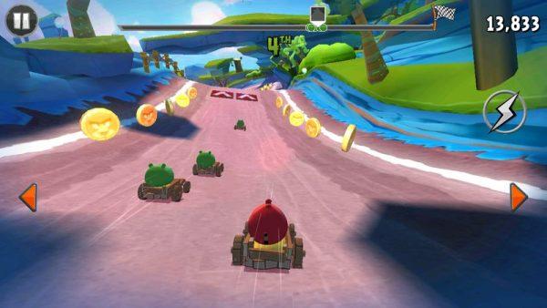 Скачать Angry Birds Go для Андроид