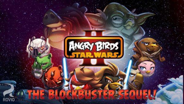Скачать Angry Birds Star Wars 2 для Андроид