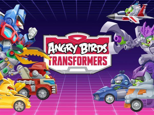 Скачать Angry Birds Transformers для Андроид