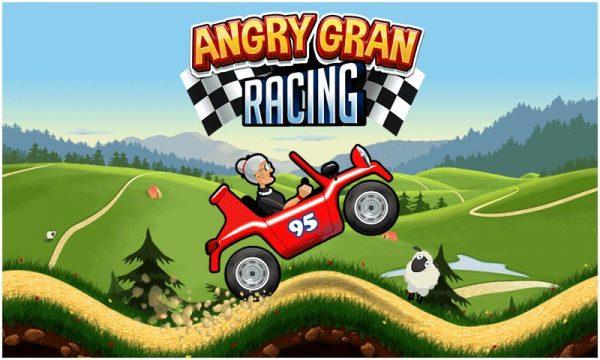 Скачать Angry Gran Racing для Андроид