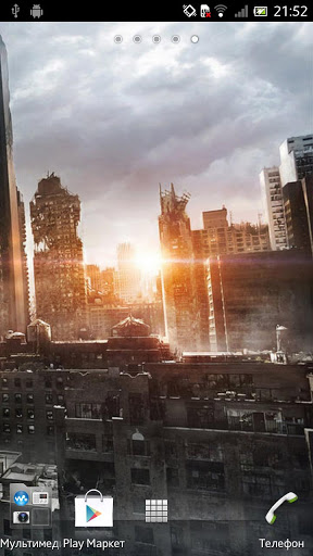 Скачать Апокалипсис Живые обои / Apocalypse Live Wallpaper для Андроид