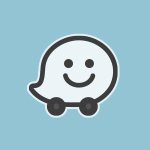 Waze - уникальный навигатор!