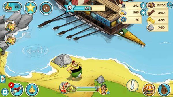 Скачать Asterix and Friends для Андроид