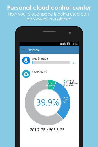 Скачать ASUS Webstorage для Андроид