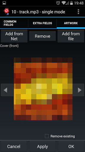 Скачать Audio Tagger Pro для Андроид