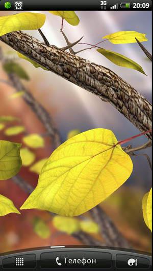 Скачать Autumn Tree для Андроид