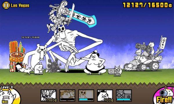 Скачать Battle Cats для Андроид