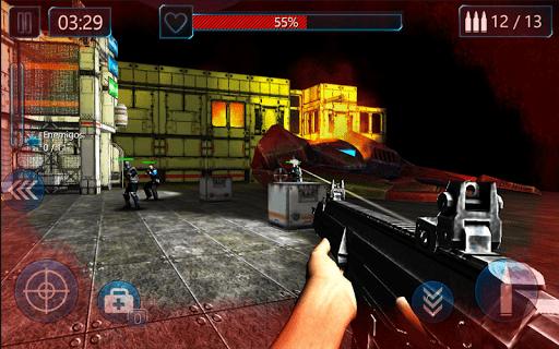 Скачать Battlefield Combat Nova Nation для Андроид