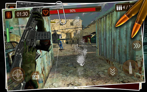 Скачать Battlefield WW2 Combat для Андроид