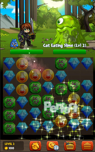Скачать Battle Gems (AdventureQuest) для Андроид