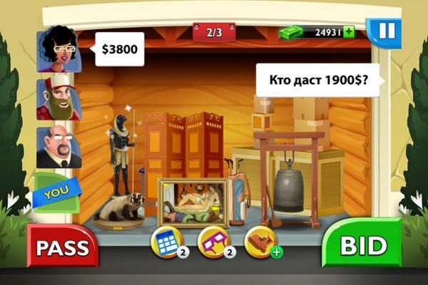 Скачать Bid Wars: Storage Auctions для Андроид