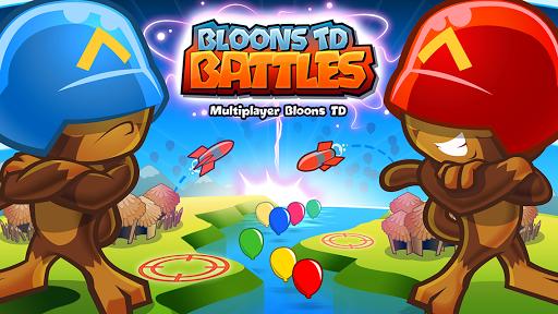 Скачать Bloons TD Battles для Андроид