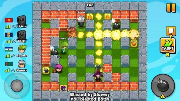 Скачать Bomber Friends для Андроид