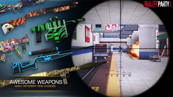 Скачать Bullet Party CS 2: GO STRIKE для Андроид