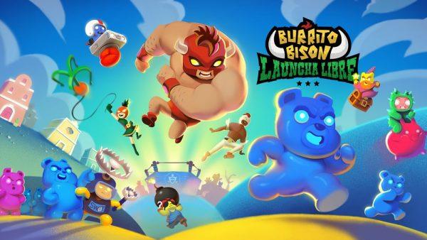 Скачать Burrito Bison: Launcha Libre для Андроид