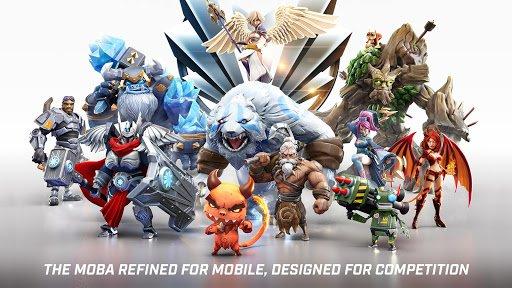 Скачать Call of Champions для Андроид
