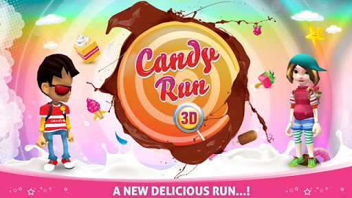 Скачать CANDY RUN 3D для Андроид