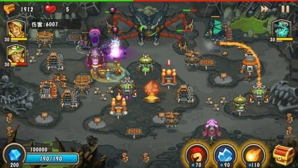 Скачать Castle Defense 2 для Андроид