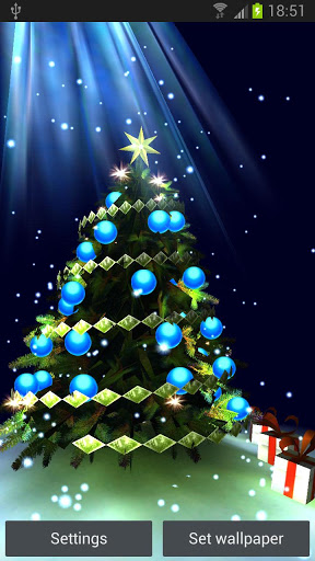 Скачать Christmas Tree 3D для Андроид