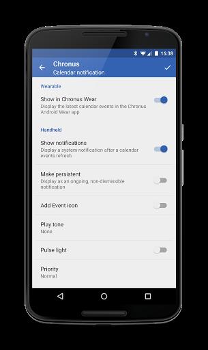 Скачать Chronus — виджеты для Андроид