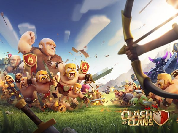 Скачать Clash of Clans для Андроид
