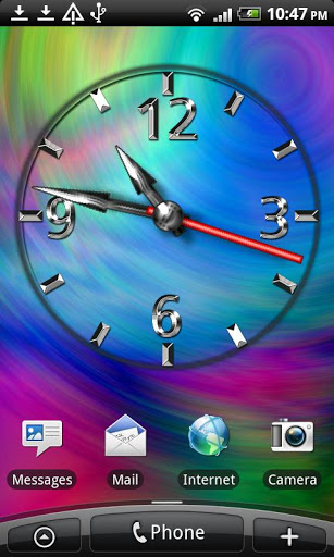 Скачать Cool Clock FREE для Андроид