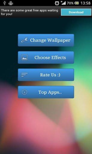 Скачать Crack экрана Live Wallpaper / Crack Screen Live Wallpaper для Андроид