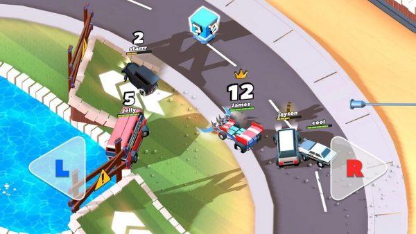 Скачать Crash of Cars для Андроид