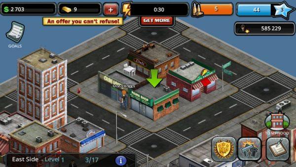 Скачать Crime City для Андроид