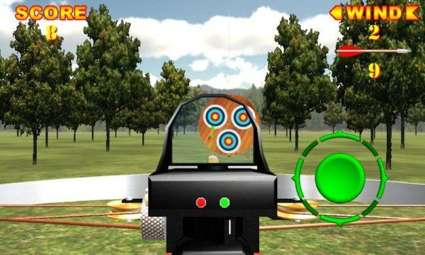 Скачать Crossbow Shooting 3D для Андроид