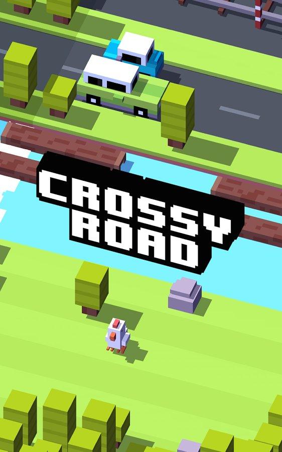 Скачать Crossy Road для Андроид