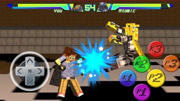 Скачать Cube Fighter 3D для Андроид