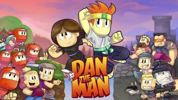Скачать Dan The Man для Андроид