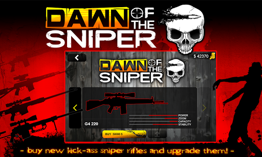 Скачать Dawn Of The Sniper для Андроид
