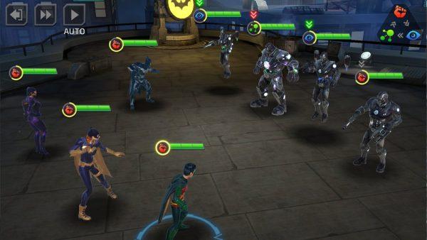 Скачать DC Legends для Андроид
