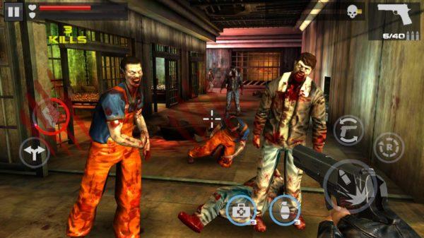 Скачать DEAD TARGET: Zombie для Андроид