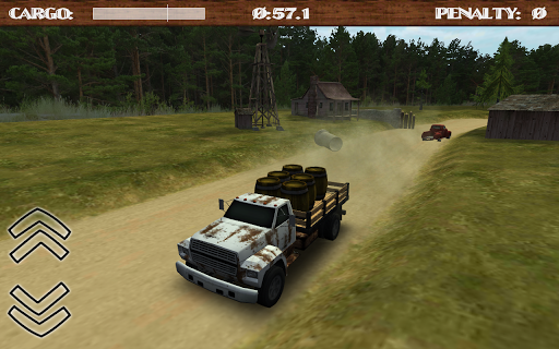 Скачать Dirt Road Trucker 3D для Андроид