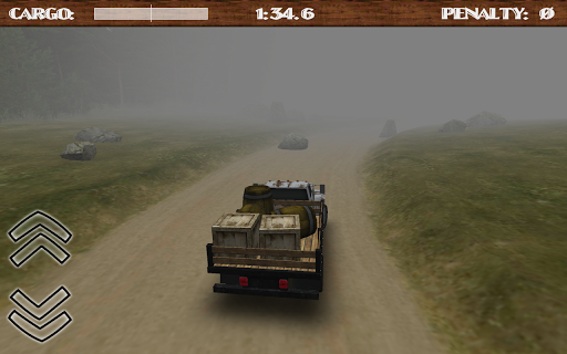 Скачать Dirt Road Trucker 3D для Андроид