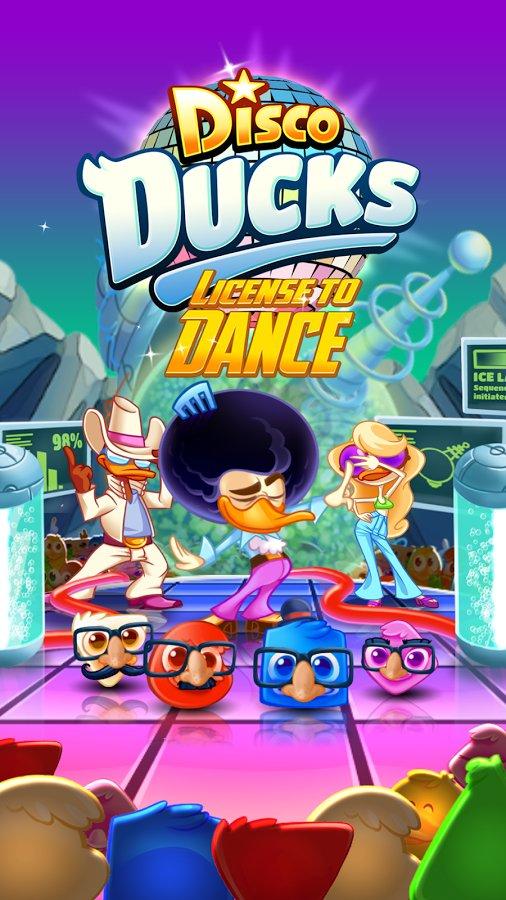 Скачать Disco Ducks для Андроид