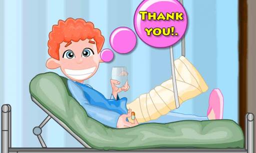 Скачать Доктор Том Нога хирургии для Андроид