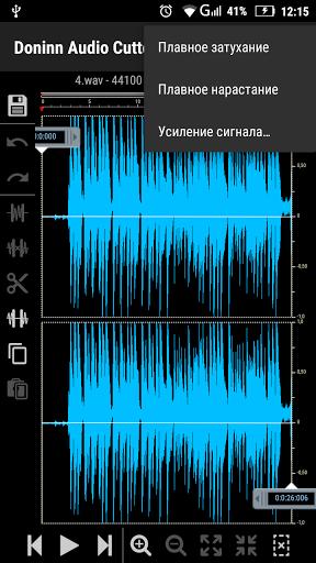Скачать Doninn Audio Cutter для Андроид