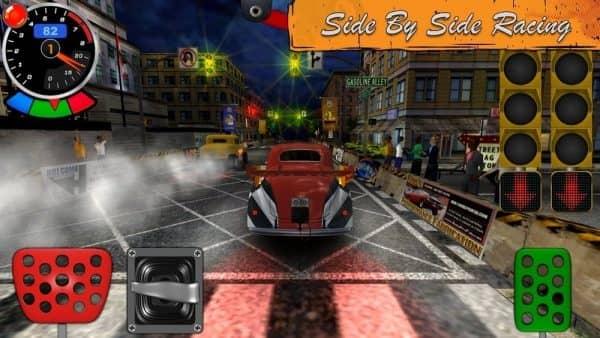 Скачать Door Slammers 2 Drag Racing для Андроид